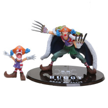 Buggy The Star Clown Character Action Figure Doll 12cm