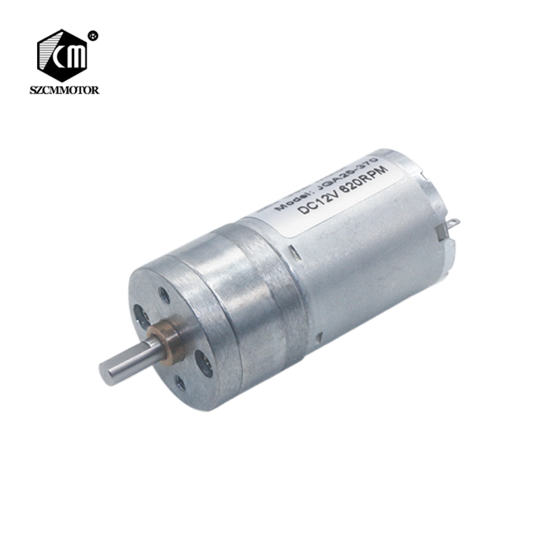 6v DC Electric Motor 12RPM to 1360RPM High Torque Power 25mm Diameter Gearbox Motor Micro Geared Motor Mini Gear Motor6v DC Electric Motor 12RPM to 1360RPM High Torque Power 25mm Diameter Gearbox Motor Micro Geared Motor Mini Gear Motor