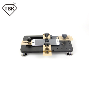 Image 2 - TBK 005 high quality Cell Phone LCD Screen Mold Jig Holder Clamp tool for OCA Laminating universal moblie phone lcd screen mould