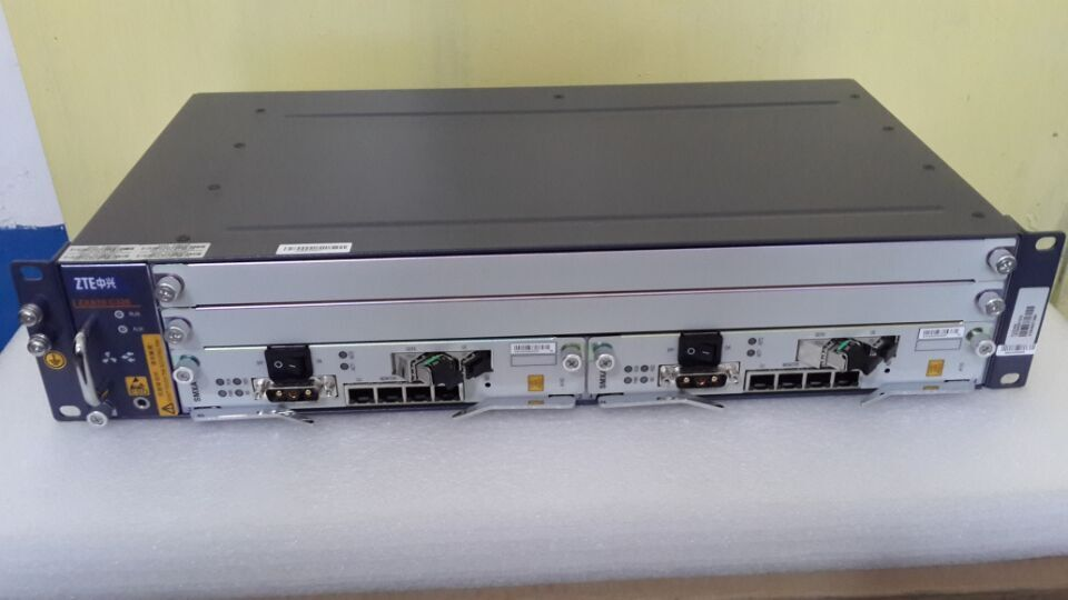 ZTE ZXA10 C320 OLT include SMXA A10*2 and 10km SFPZTE ZXA10 C320 OLT include SMXA A10*2 and 10km SFP