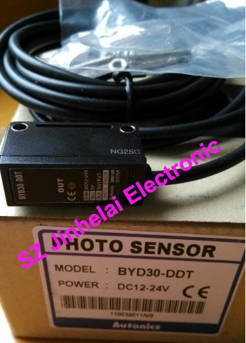 100% Authentic original BYD30-DDT AUTONICS original authentic sensor byd100 ddt