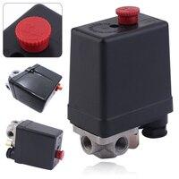 1 Pcs Heavy Duty Air Compressor Pressure Switch Control Valve 3 Phase 380 400 V Compressor