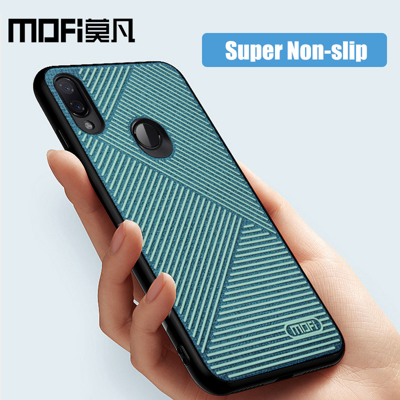 For xiaomi redmi note 7 case liquid silicone back cover cloth anti-knock business phone cases MOFi original note7 pro caseFor xiaomi redmi note 7 case liquid silicone back cover cloth anti-knock business phone cases MOFi original note7 pro case