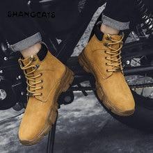 dd89f02b4d Vulcanize Sapatos dos homens Sapatos de inverno Homens Quentes Sapatos  Vulcanize Sapatos Tenis Masculino dos homens