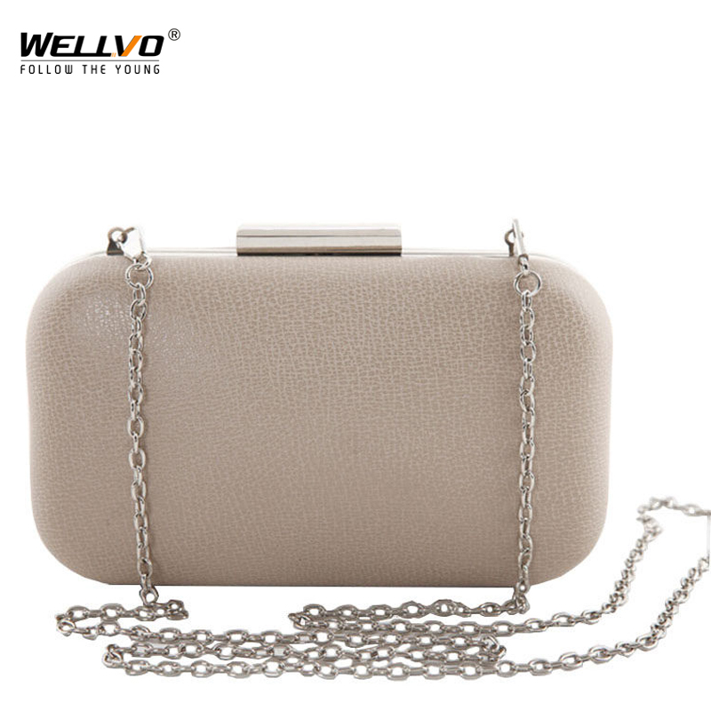 Women Day Clutch Bag Candy Color Ladies Evening Hand Bags Chain Handbags Designer Bridal Wedding Party Purse bolsas mujer XA584C black and white two color hot selling elegant ladies clutch bag fashion women handbags wedding handbags c696