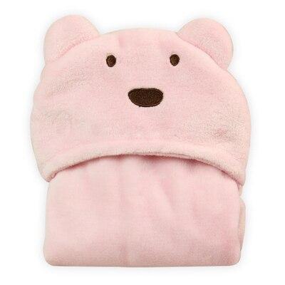 Детское одеяло с мишками для новорожденных, супер мягкий плащи для пеленания, 96x76 см, детский Пеленальный костюм, пеленка, спальный плюш - Цвет: 6