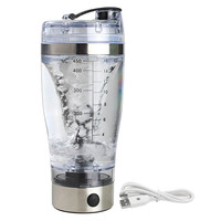 1 PC Automatic Electric Shaker Vortex Mixer Water Smart 450ML Hot with USB Cable