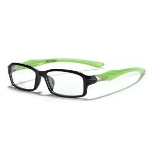 Image 5 - Reven Jate R6059 Acetate Full Rim Flexible Eyeglasses with Antislip string for Men and Women Optical Eyewear Frame Spectacles