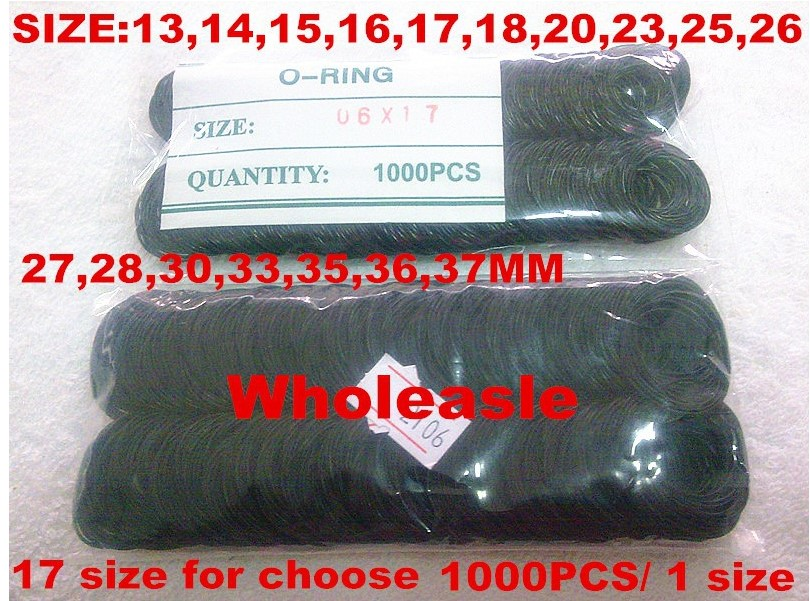 Wholesale 1000pcs watch part Quartz watch waterproof ring 13.14,15,16,17,18,20,,<font><b>23</b></font>,25,26,27,28,<font><b>30</b></font>,33,35,<font><b>36</b></font>,37MM available image