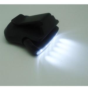 Image 4 - 2019 Waterproof Strong 2000Lumen NEW XPE LED Rechargeable Lamps Headlight Riding Headlamp Flashlight Cap Hat Head Lamp Light