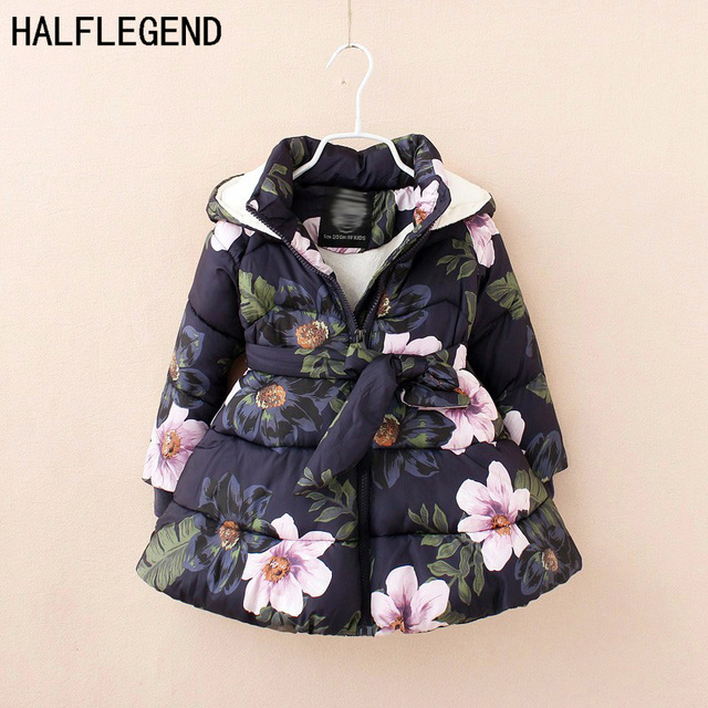 Girls winter coat Children's Parkas Winter Jackets for girls ...