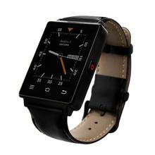 ฉบับที่1 D6นาฬิกา1กิกะไบต์RAM 3กรัมสนับสนุนดูสมาร์ทสุขภาพตรวจสอบGPS WIFIฟังก์ชั่นMTK6580 Quad Core 1.63นิ้วหน้าจอsmartwatches