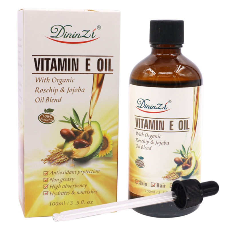 100% Pure Natural Massage Spa Avocado Essential Oil Cold Pressed Moisturiser Castor Oil Hydrating Hair Care Products
