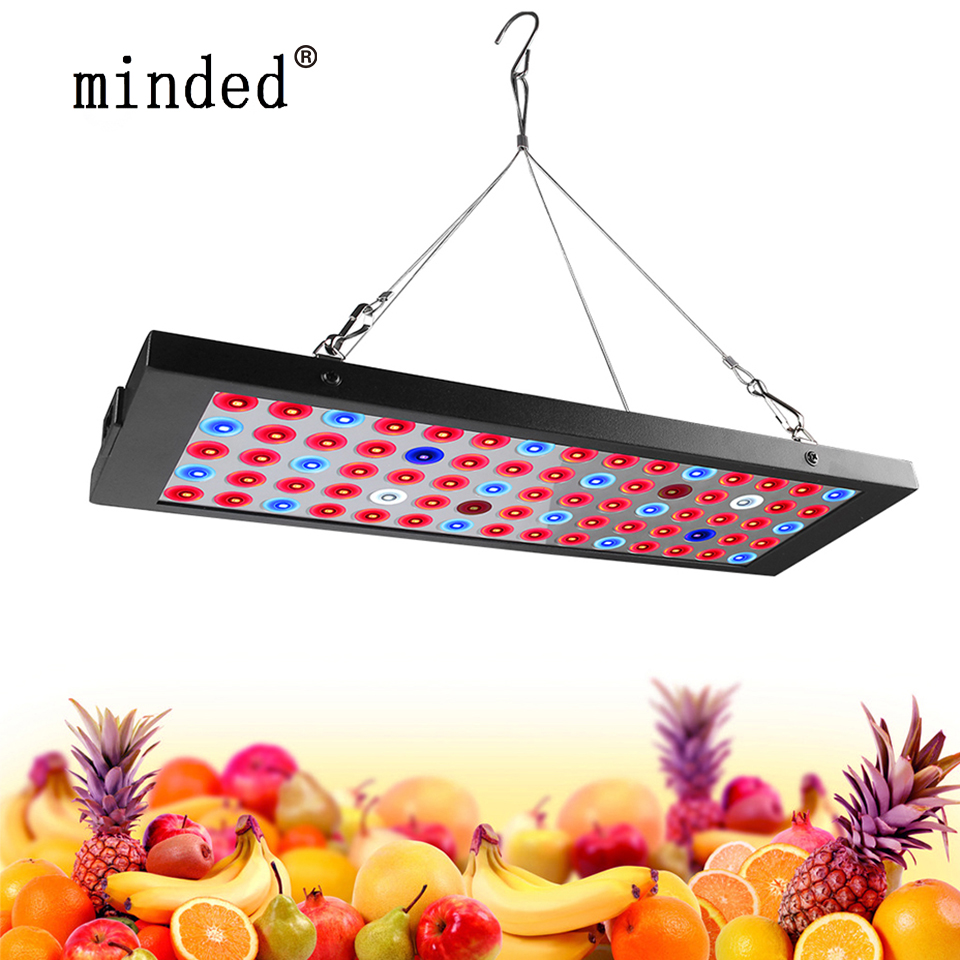 Led Plant Grow Light Panel 15W Led Grow Lamp 1500LM Phytolamp For Greenhouse Hydroponic Green Plant Grow Led Full Spectrum Panel 2016 new led grow panel 165w led grow light 1131red 234blue led plant lamp for flowers grow box tent greenhouse grows lighting