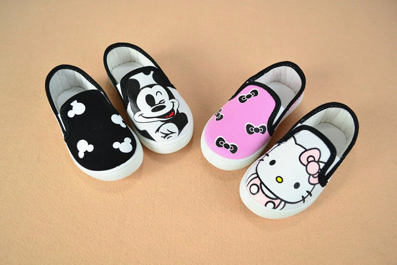 Aliexpress.com  Buy Baby Hello Kitty Toddler Girl Shoes Kids Trainers Shoes Children Boys Tenis Sneakers Alpargatas Chaussure Enfant Sapato Infantil from