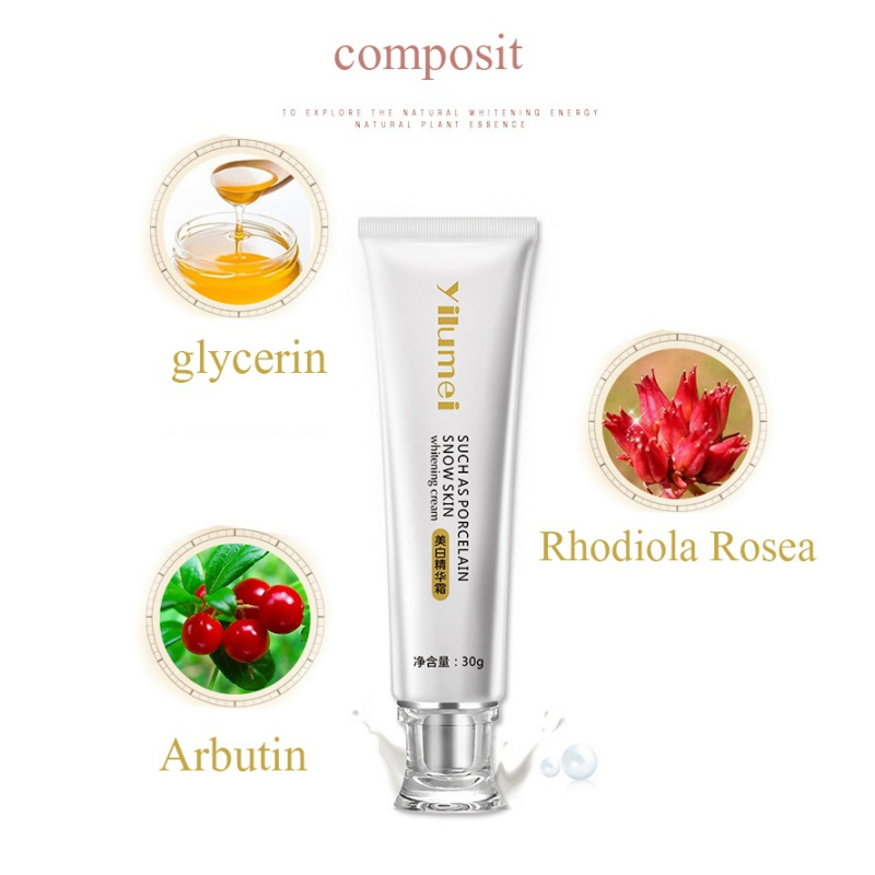 40g Natural Beauty Care Skin Cream Oil-control Protector Facial Fps Skin Care Products Control Of the Radical Anti-Oxidant L9