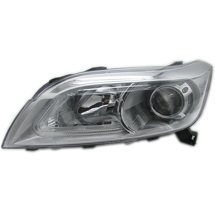 for Lifan X60 headlight assembly headlamps lighting front bumper headlight SUV X60 accessories 1PCS