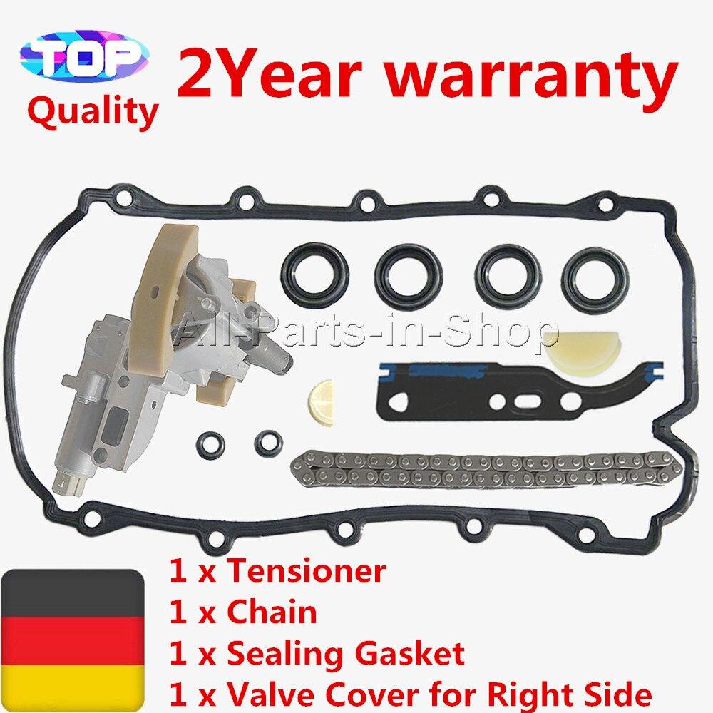 Timing Chain Kit Tensioner Right for A6 S6 Phaeton Touareg 4.2L V8 OE#077109087C E P,058109229B,077198025A
