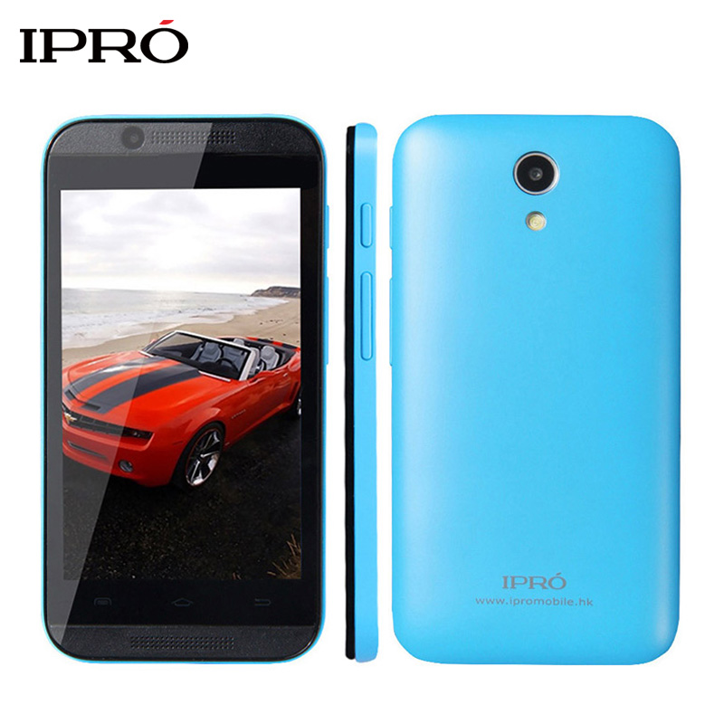 Original IPRO WAVE 4 0 MTK6572 Dual Core Smartphone Celular Android WCDMA Unlocked Mobile Phone 512M