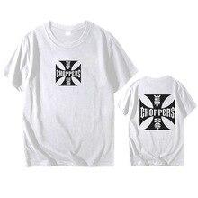 2019 Cool Parque Jurásico los hombres T camisa 100% algodón Casual divertido Harajuku acogedor camisetas Hipster blanco