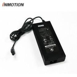 Oryginalna ładowarka do INMOTION V8 skuter utrzymujący równowagę Unicycle elektryczna deskorolka 84V li on zasilanie do ładowarki akumulatorów część zasilająca w Części i akcesoria do hulajnogi od Sport i rozrywka na