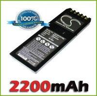 Große Batterie für Fluke 867 867B DSP100 DSP2000 2200mAh