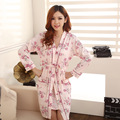 2017 New Arrival Fashion Sexy Women Nightgown,Hot Sale For ladies for summer,autumn Pajamas Sleepwears freeshipping