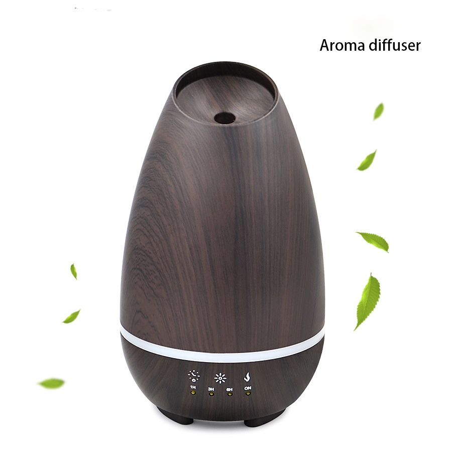 New Magic Cup Ultrasonic Humidifier Colorful Night Light for Home Office Essential Oil Aroma Diffuser Purifier Auto Power-off