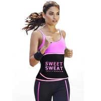 Fajas Fajas Reductoras De Barriga Women Neoprene Waist Cincher Slimming Sweet Sweat Waist Trainer Shapewear Cinta Modeladora