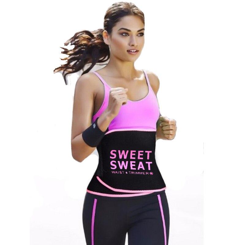 Fajas Reductoras De Barriga mujeres cintura neopreno Cincher adelgazamiento sudor dulce cintura entrenador Shapewear Cinta Modeladora