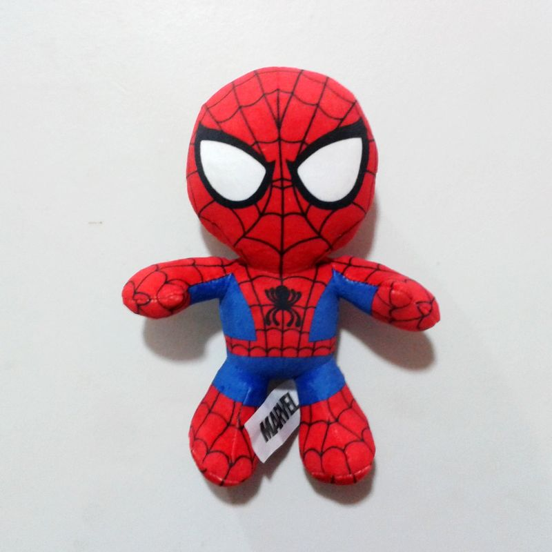 Free Shipping 20cm 7.9'' The Avengers Spiderman Character