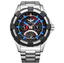 YELANG V1208 mens profession army military waterproof self luminous sports wristwatch quartz watch