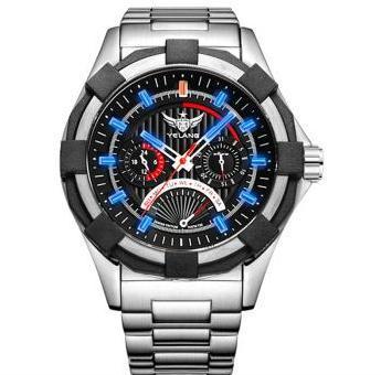 YELANG V1208 mens profession army military waterproof self luminous sports wristwatch quartz watch все цены