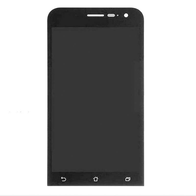 For Asus Zenfone 2 ZE500CL Z00D LCD Display Panel Touch Screen Digitizer Glass Sensor Assembly in stock black zenfone 6 lcd display and touch screen assembly with frame for asus zenfone 6 free shipping