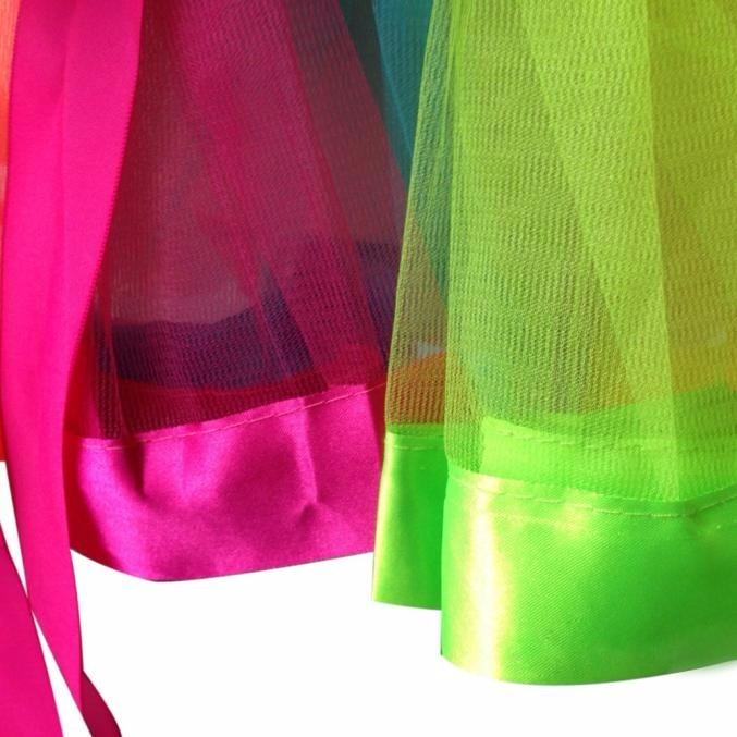 MUQGEW-Newest-Baby-Girl-Kids-Petticoat-Rainbow-Pettiskirt-Bowknot-Skirt-Tutu-Skirts-Hot-Selling-Wedding-Dance-Skirt-W05-4