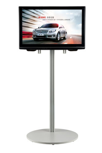 Portable Lcd Led Tv Stand Exibition Product Trade
