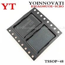 100ชิ้น/ล็อตK9GAG08U0E K9GAG08UOE SCBO K9GAG08U0E SCB0 TSOP48 ICคุณภาพที่ดีที่สุด