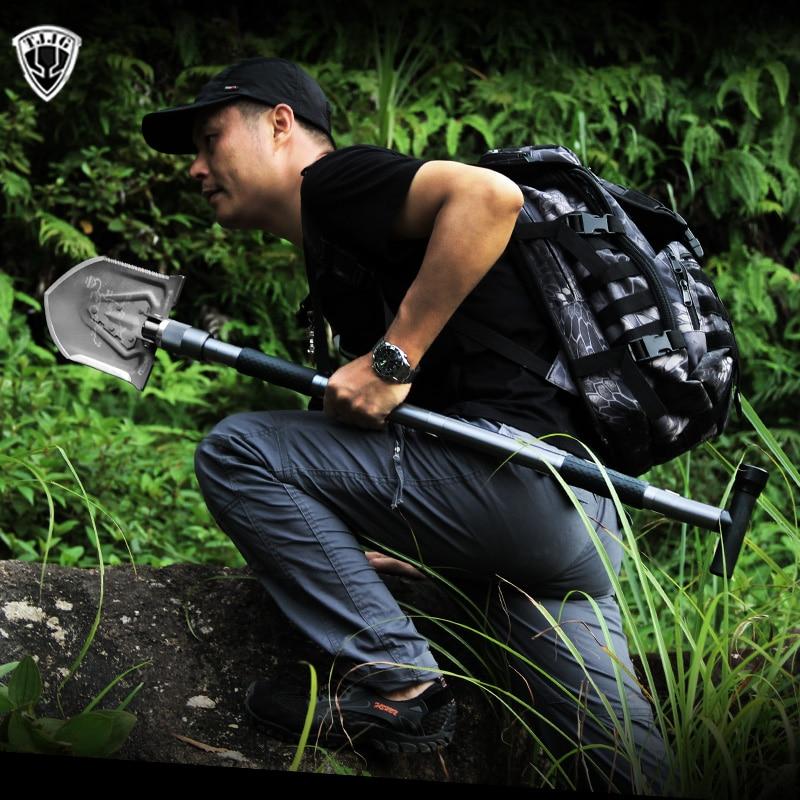 shovels tactical survival tools Camping Shovels Multifunctional Folding Chinese Military Shovels