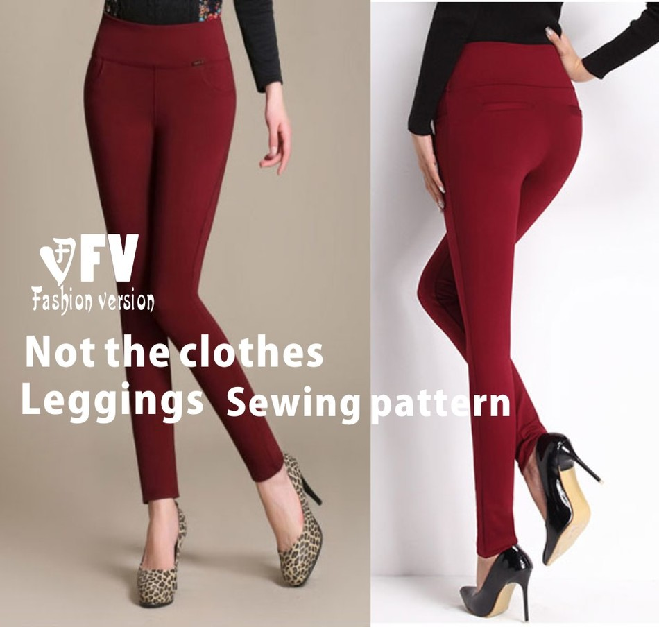 Pants sewing pattern the trousers patternnot the pants high pants sewing pattern the trousers patternnot the pants high elastic leggings bck 27 in sewing patterns from home garden on aliexpress alibaba jeuxipadfo Image collections