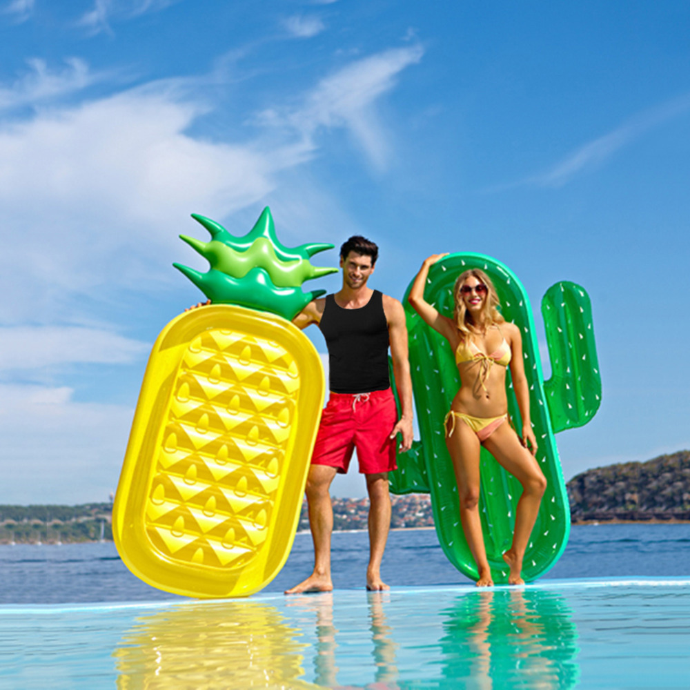 12 style Summer Inflatable Giant Swim Pool Floats Raft Air Mattresses Life Buoy Swimming Fun Water Sports Beach swim laps Adult