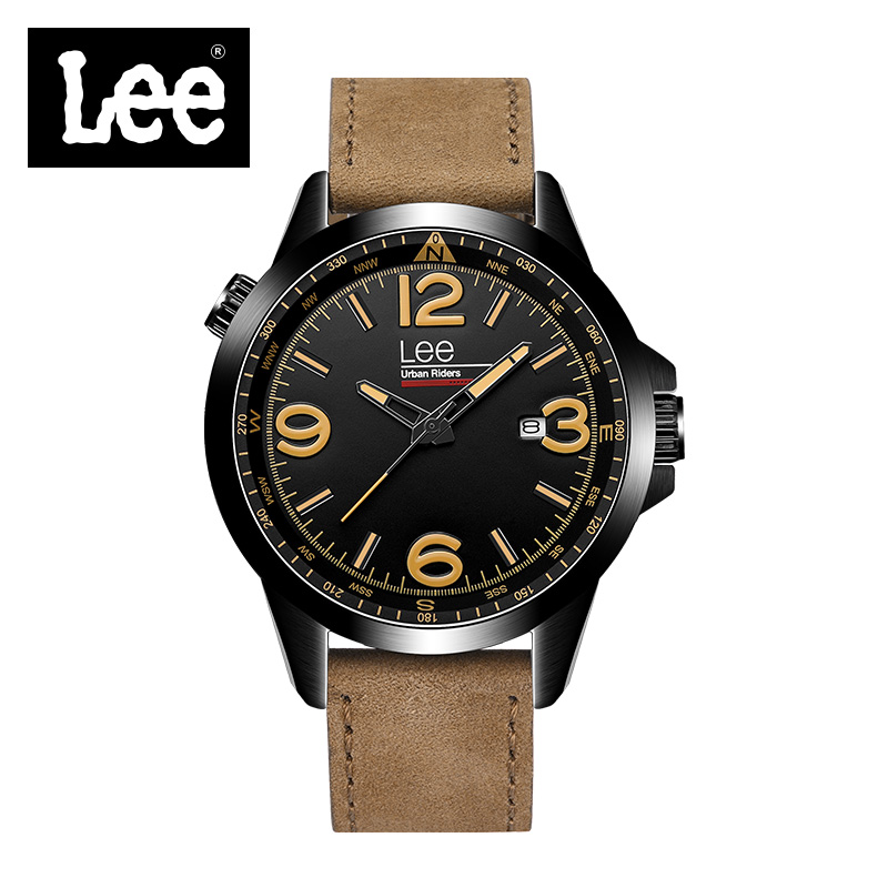 Lee Men Watches Luxury Casual Men Watches Men Analog Military Sports Watch Quartz Male Wristwatches Relogio Masculino 2017 M45