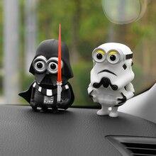 Car Decoration Cosplay Dolls for Star Wars Creative Ornament