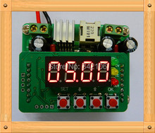 Free Shipping!!!  B3603 precision CNC / DC-DC step-down constant current module / LED driver / solar charging power