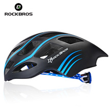 RockBros Cycling Helmet 2018 Road Bicycle Bike Helmet Integrally molded EPS Racing Cycling Equipment Men Women