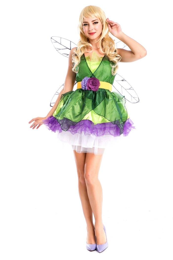 Арзан сексуалдық гүлдер fairy organza - Костюмдер - фото 4