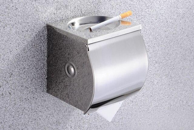 Modern Stainless Steel Chrome Polish Toilet Paper Tissue Roll ...