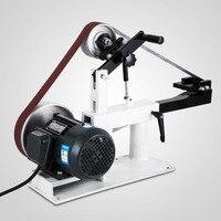 Woodworking Sander 2 X 82 Belt PH 427 X 12 1.5KW Grinder 220V/50Hz Polisher Stock Removal Adjust Knob Grinding Wheel
