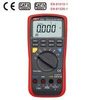 Uni T ut533 True RMS Insulation Resistance Tester Digital Multimeter 2in1 AC DC Auto Range 50V~1000V 1Gohm Megohmmeter Voltmeter