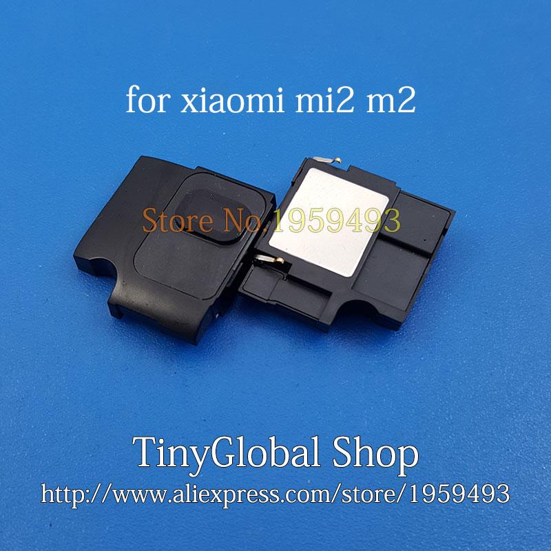5Pcs/lot New Loud Speaker Buzzer Ringer Loudspeaker Cell Phone Repair Replacement Parts for Xiaomi 2 Mi2 M2 M2S