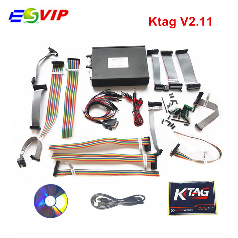 2016 Newest KTAG ECU Programming Tool V2.11 Firmware V6.070 master Version K-TAG ECU programmer No Tokens Limited 6 Languages new version v2 13 ktag k tag firmware v6 070 ecu programming tool with unlimited token scanner for car diagnosis
